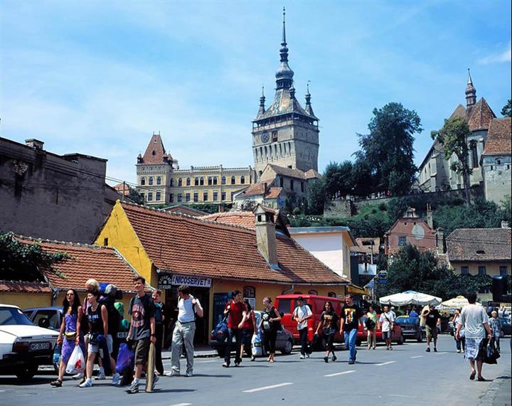 sighişoara Huffington Post: Romania este cea mai frumoasa tara a Europei!
