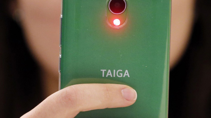 taiga 1 Cel mai sigur telefon din lume este rusesc