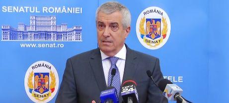tariceanu Tariceanu, la Comisia SPP. Intrau, poate, pe burlan