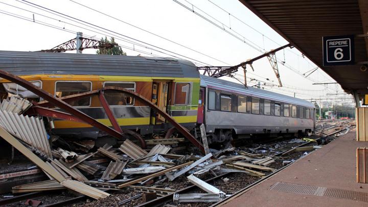 tren Terorism in Europa, urmeaza deraierea trenurilor