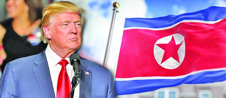 trump 1 Coreea de Nord, pe lista sanctiunilor migratorii ale SUA