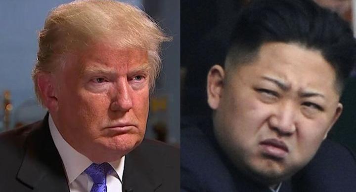 trump si kim Raspuns nuclear pentru Kim Jong un