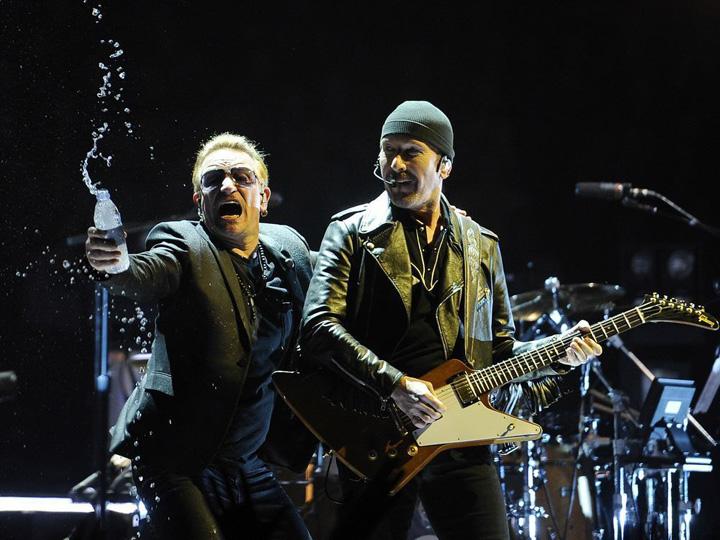 u2 Concert U2, anulat din lipsa de politisti