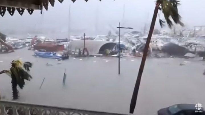 urag 720x406 Imagini impresionante. Ce a lasat in urma Uraganul Irma (VIDEO)