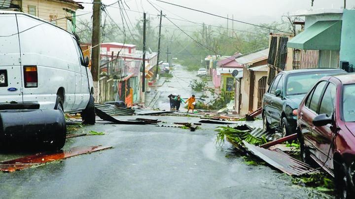 uragan puerto rico Puerto Rico, devastat de uraganul Maria