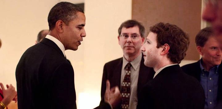 zuckerberg Zuckerberg, avertizat de Casa Alba de influenta Kremlinului