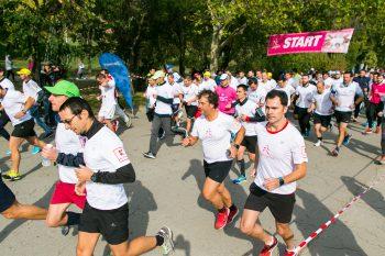0G6A1859 350x233 Crosul Casiopeea: Bucurestenii, solidari cu invingatoarele cancerului la san