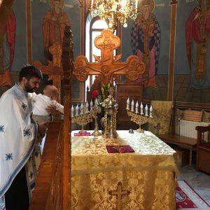 22467782 1523551637763428 7670388410508735356 o 300x300 Zi speciala pentru Sandra si Adrian Mutu: se cununa religios, dupa botezul baietelului lor