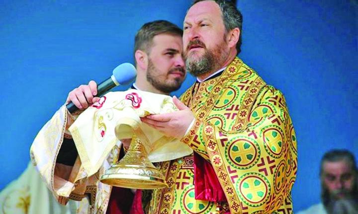 BARLADEANU c Scandalos! Episcopul homosexual propus in aceeasi functie!
