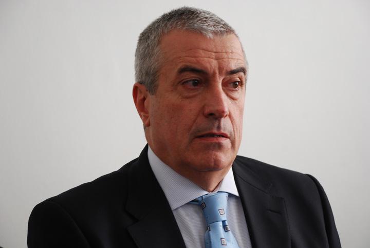 Calin Popescu Tariceanu Dragnea si Tudose, obligati sa cada la pace