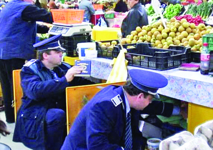 """Control in piata Se sare la gatul """"mafiei legumelor""""!"""