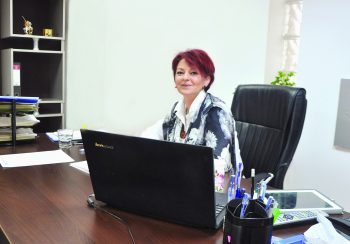 Elena Petrascu director CNPR 350x244 Noua sefa de la Posta Romana s a adresat DNA ului