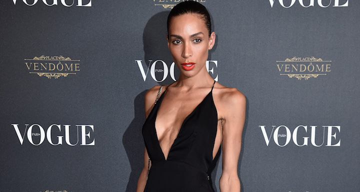 Ines Rau Premiera: Playboy promoveaza un model transgender