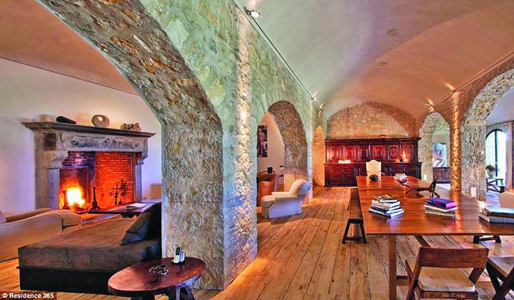Oicasso 1 Vila lui Picasso de pe Riviera franceza, scoasa la licitatie