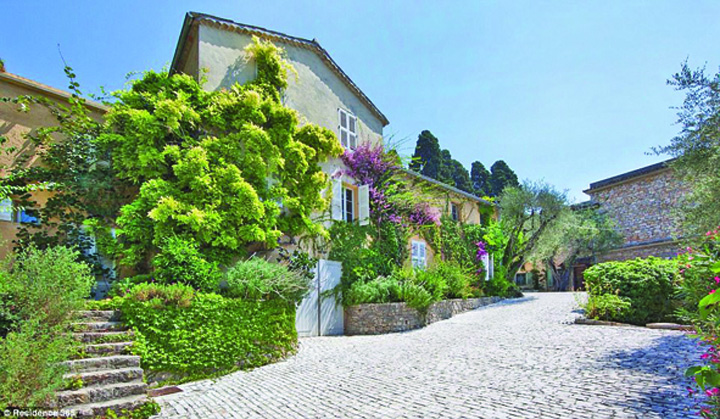 Picasso Vila lui Picasso de pe Riviera franceza, scoasa la licitatie