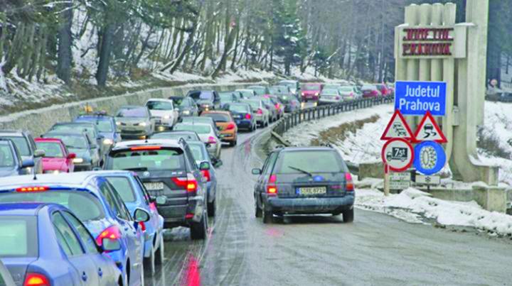 """aglomeratie dn1 Autostrada Comarnic, """"executata"""" de Ponta – Erdogan!"""
