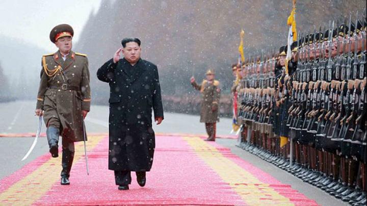 armata KIM Europa, in raza de actiune a rachetelor lui Kim