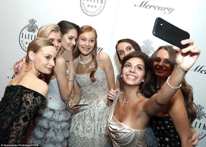 bal2 Cum arata balul debutantelor in inalta societate moscovita