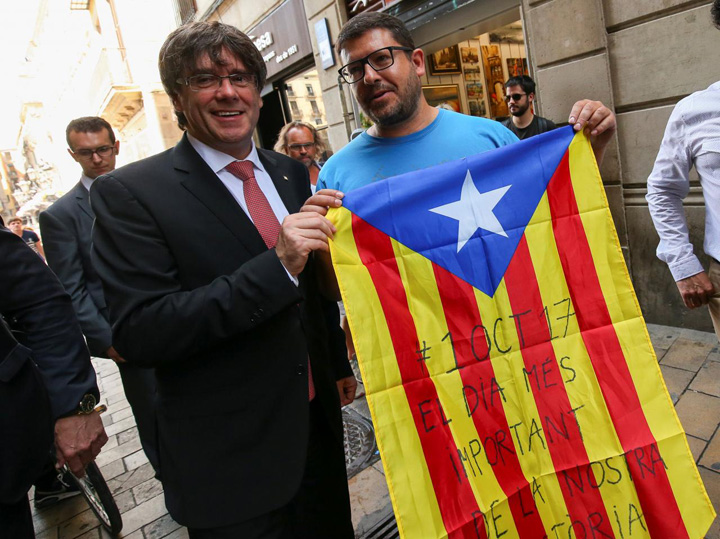 catalani Catalonia, independenta sau stare de urgenta?