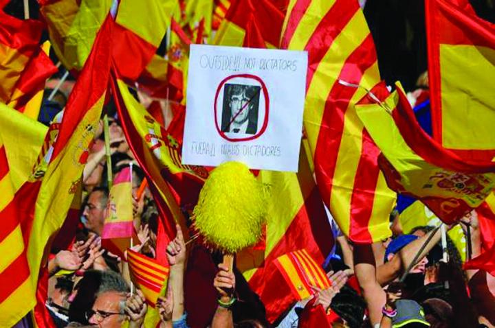 catalanii 1 Unde fuge Puigdemont de puscarie