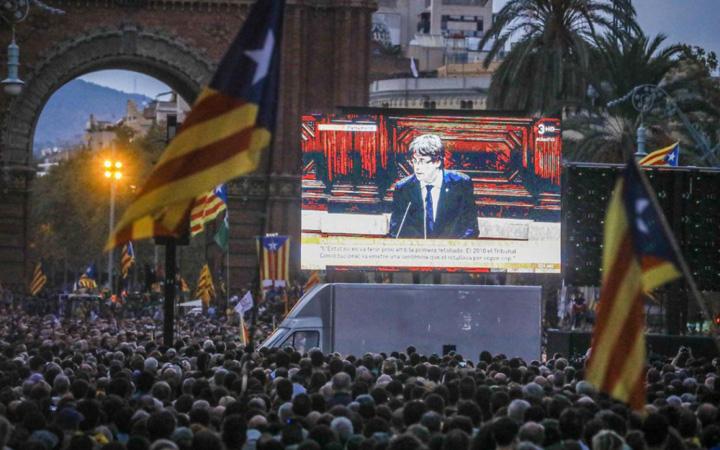 catalonia mare 1 Catalonia a fost o zi vultur