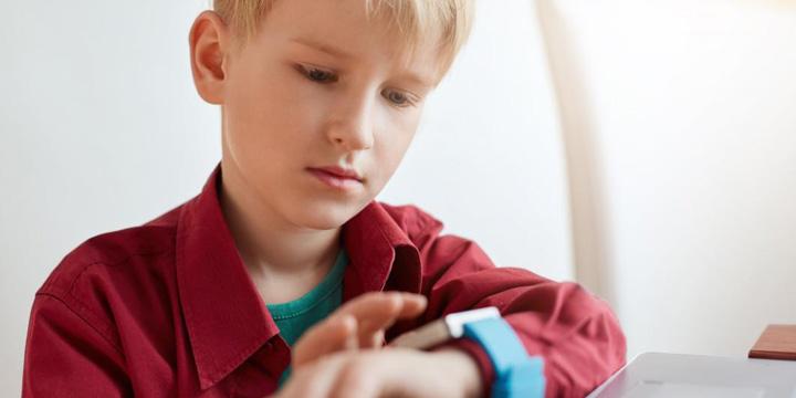 ceas Atentie la smartwatch urile pentru copii!
