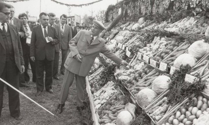 ceausescu Ziua recoltei Ziua Recoltei se intoarce in forta