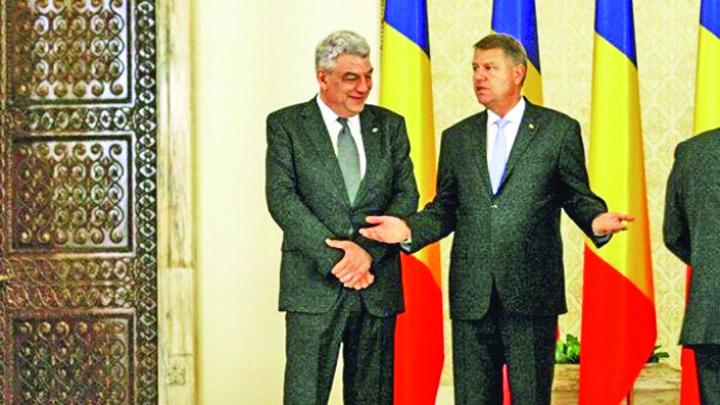 cei doi Pactul Iohannis – Tudose : Interimar si ambasador!
