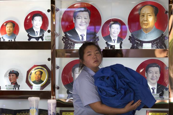 china2 Noul Dumnezeu al Chinei