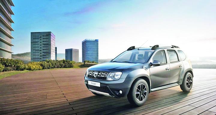 claxon 2 Dacia Duster e praf: probleme la claxon!