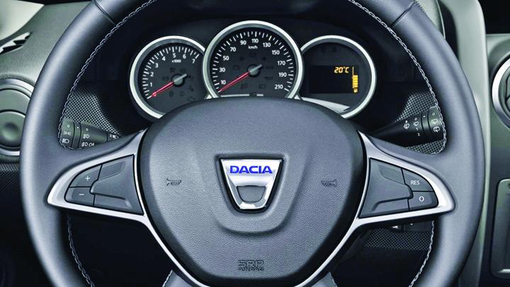 claxon Dacia Duster e praf: probleme la claxon!