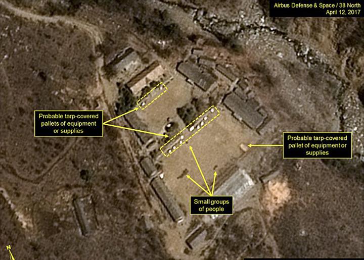 coreea de nord 1 Amenintarea nucleara a lui Kim se naruie din interior