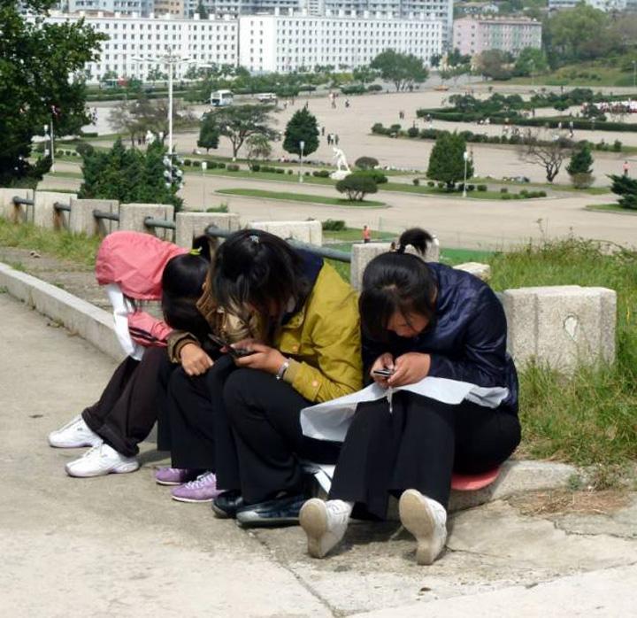 coreea de nord Coreea de Nord, conectata de Moscova