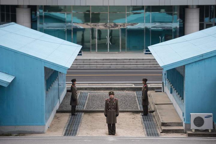 coreea mare Viata intre doua Corei