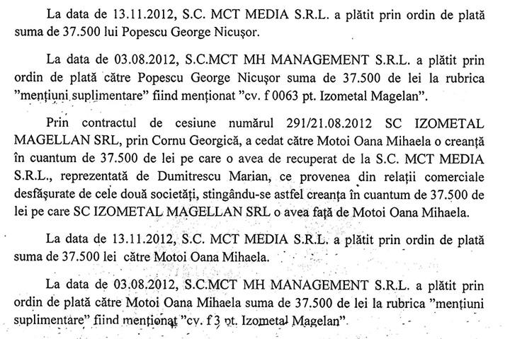 cornu 2 001 Lichidatorii lui Georgica Cornu, cercetati penal pentru bancruta frauduloasa si luare de mita