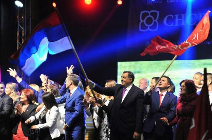 dodik Catalonia, bomba cu ceas in Balcani