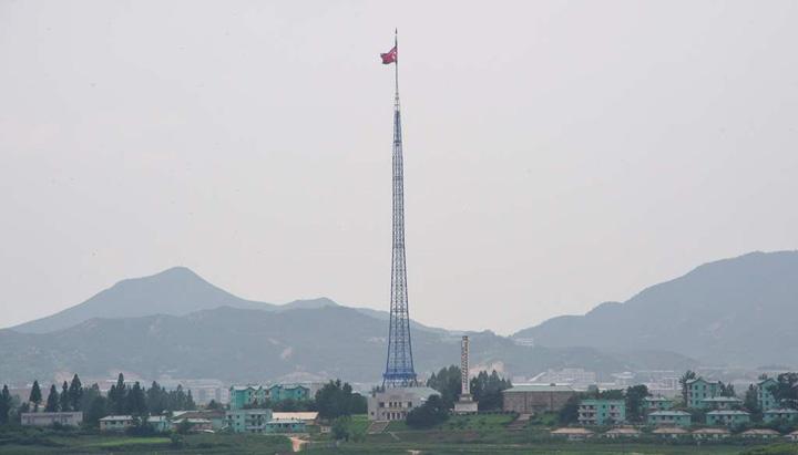 drapel Viata intre doua Corei