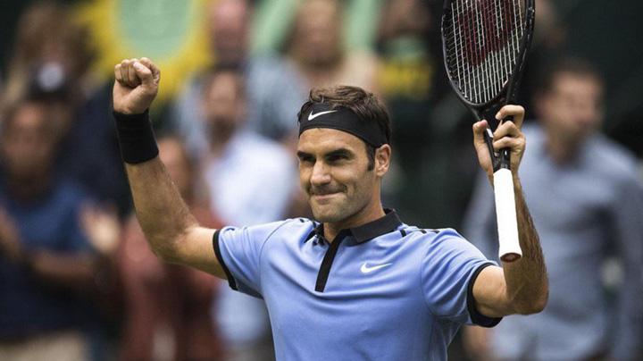 federe Federer l a zdrobit pe Rafa Nadal
