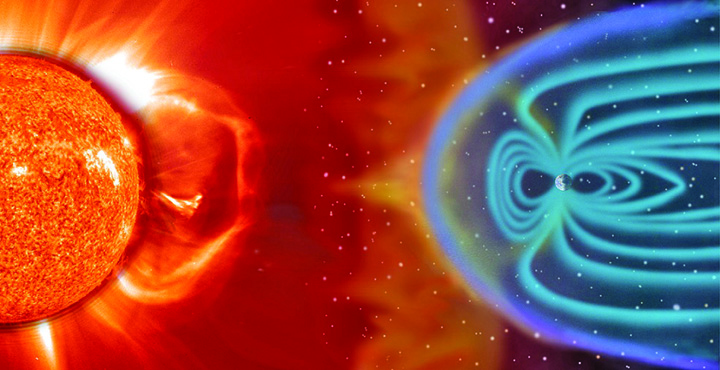 frtuna magnetica Suntem in plina furtuna magnetica