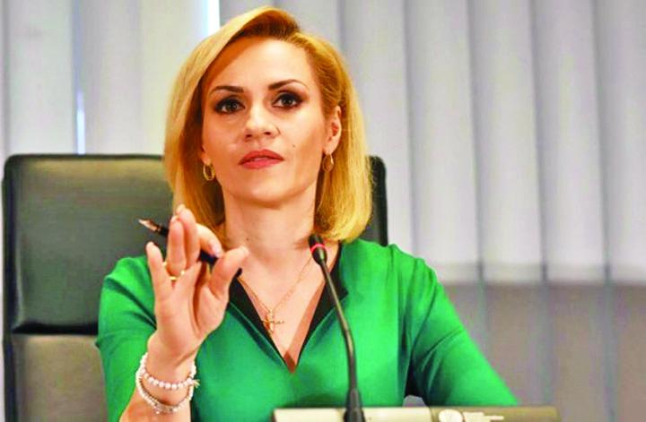 "gabriela firea  Teatrul ""Stela Popescu"" este asasinat sub nasul Gabrielei Firea"