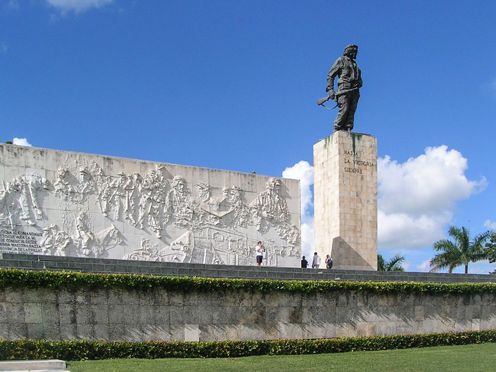 guevara mare Che Guevara, comemorat in Cuba