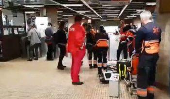 incid 350x204 Medicii au intervenit in ajutorul unui barbat, la metroul bucurestean