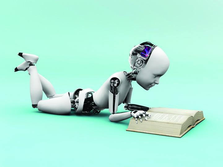 inteligenta a rtificiala Inteligenta artificiala a intrat la facultate