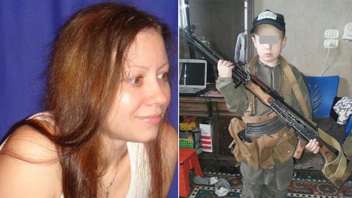 isis 1 Si a rapit fiul si l a dus la ISIS