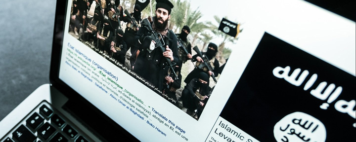 isis online ISIS isi face Califat virtual