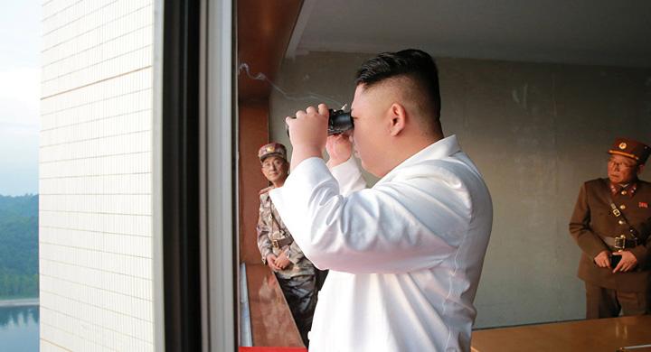 "kim Kim ameninta cu atacuri ""inimaginabile"""