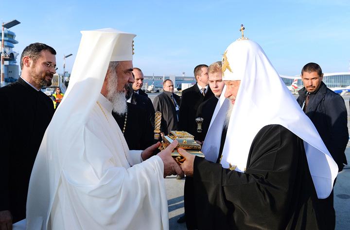 kirill si daniel Rusii: invazia religioasa