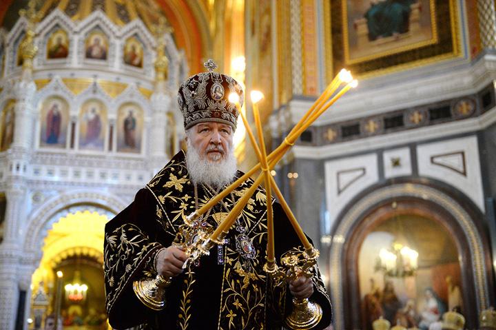 kirill1 Rusii: invazia religioasa