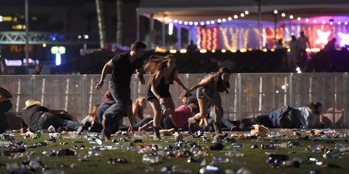 los angeles mare Macel in Las Vegas