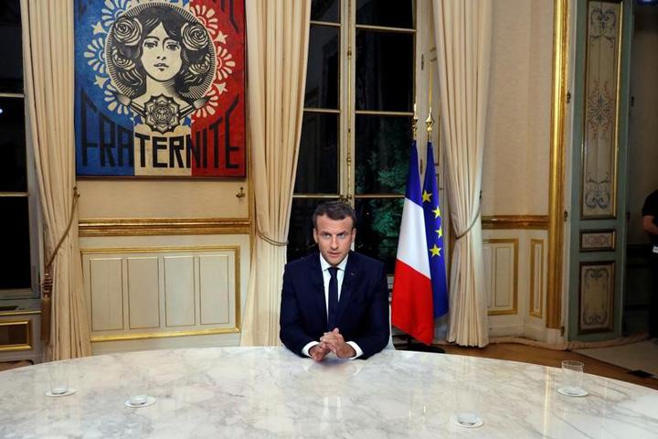 macron Macron vrea expulzarea clandestinilor